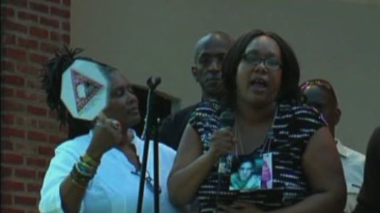 """This is not going to happen again… we're going to get some justice"" -Delores Nettles"