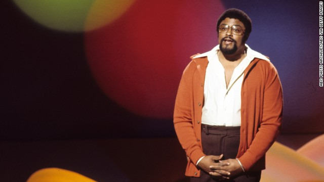 "Rosey Grier sings ""It's All Right to Cry"""